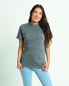7415 Next Level Adult Inspired Dye Crew with Pocket